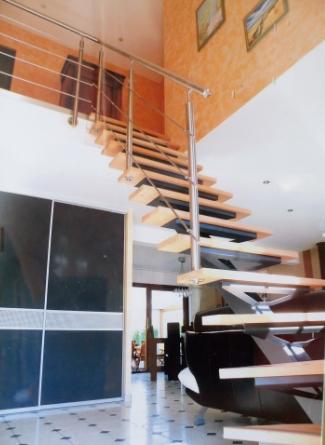 fabricant escalier sur mesure garde corps bois fer aluminium oise aisne somme compiegne noyon roye ham saint quentin soissons