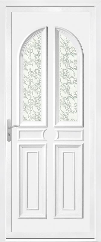 porte d'entrée PVC Elysee Brest_2L_Delta